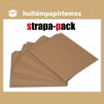 nálunk vásárolható csomagolóanyag: hullámpapírlemez