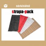 vásárolható csomagolóanyag: hullámpapírlemez térkitöltő