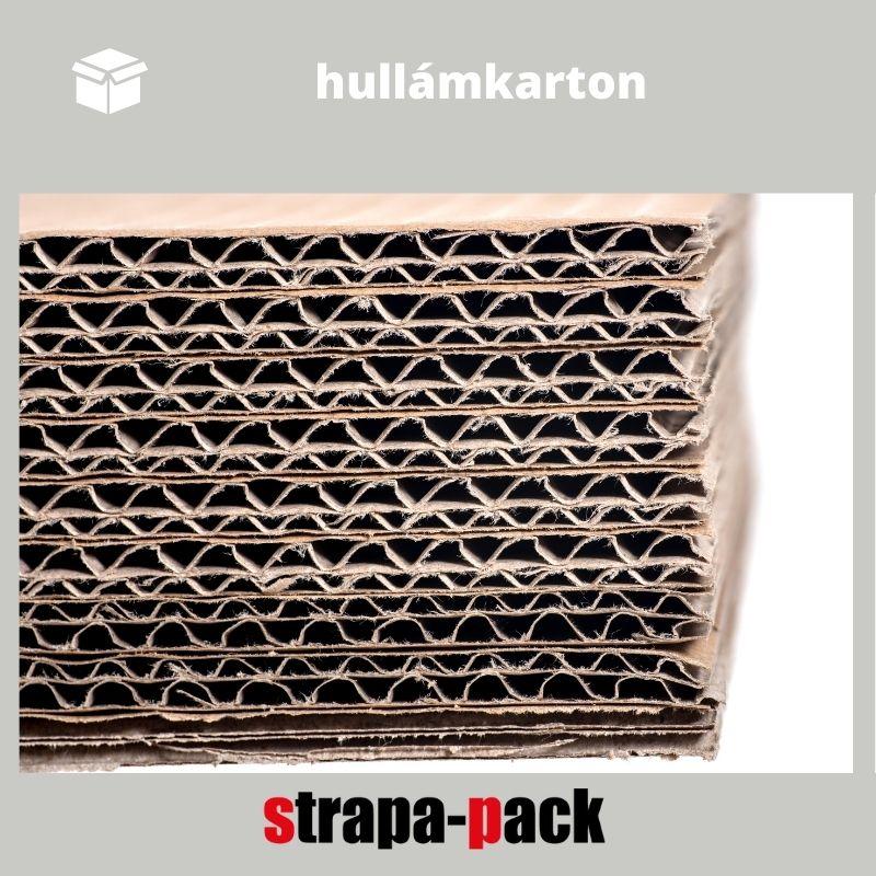 hullámkarton típusok strapa-doboz